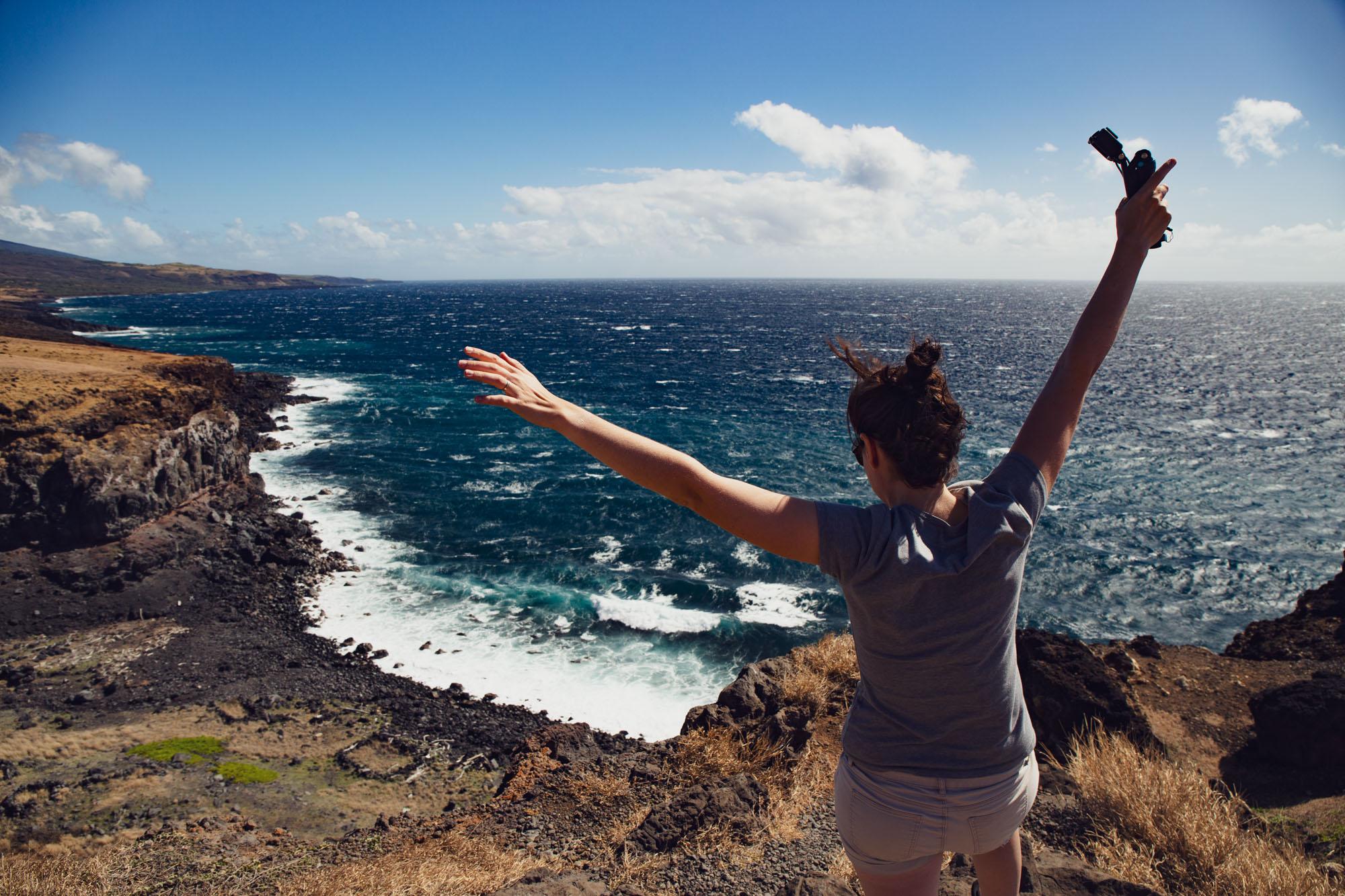 Digital Nomad à Hawaii